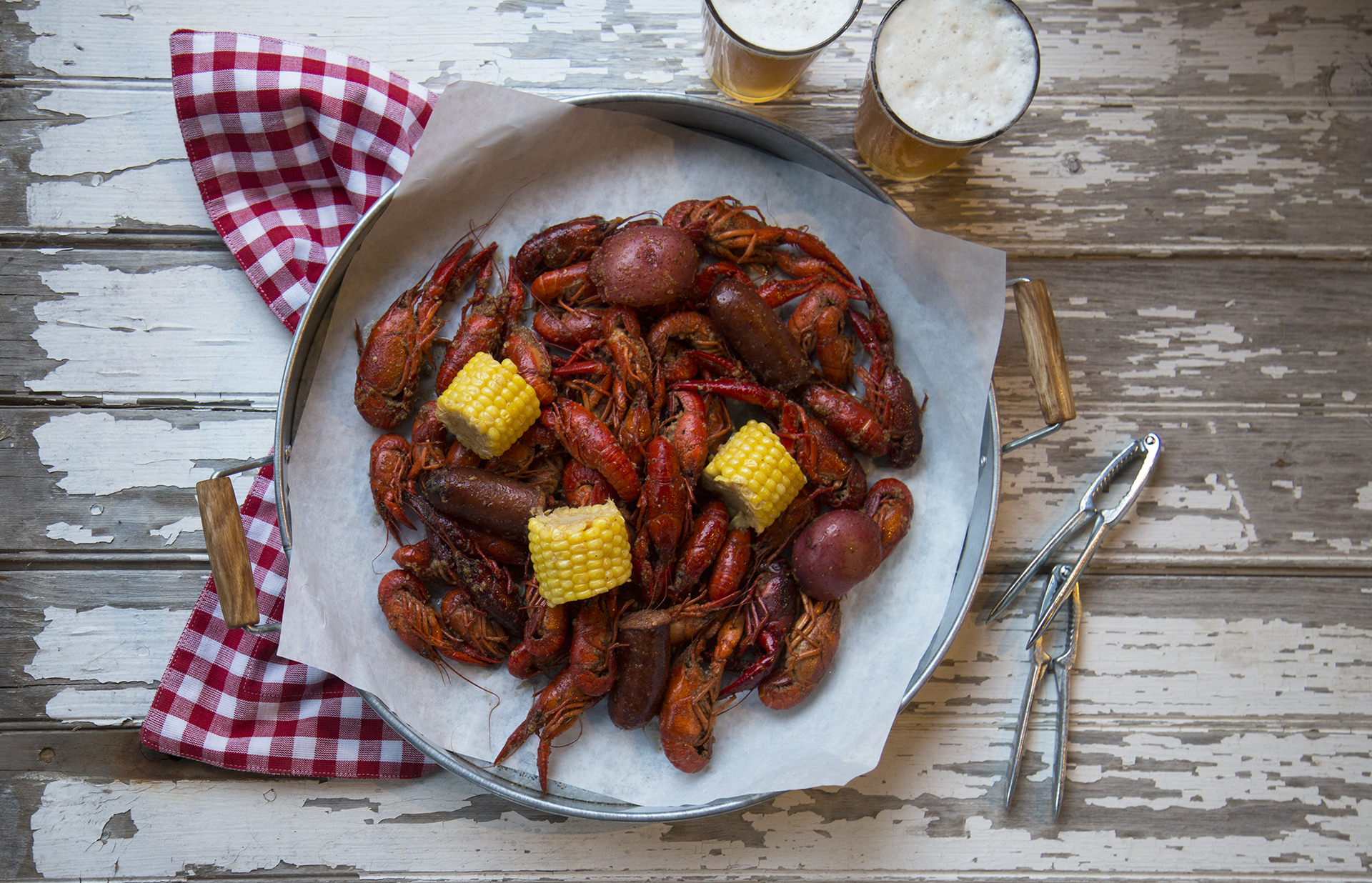 Crawfish boillowres