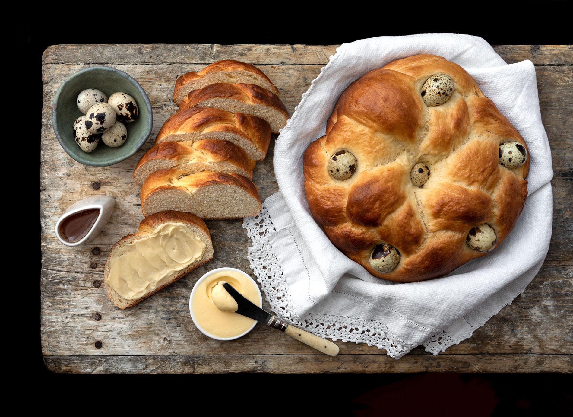 Portuguese Egg Bread